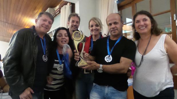 Confraternização XIX Campeonato de Boliche AJUT