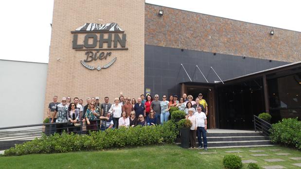 Visitação Cervejaria Lohn Bier
