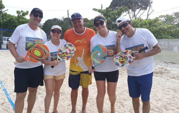Festival de Beach Tênis